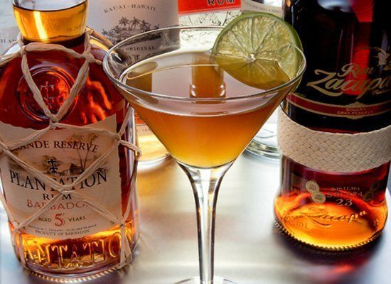 """<a href=""http://liquor.com/spirit/rum/?utm_source=huffpo&utm_med=lnk&utm_campaign=lqrmyth"">Rum</a>'s commercial birthplace m"