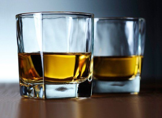 """""""No, whisky should be enjoyed just as you like it: straight, on the rocks, with <a href=""""http://liquor.com/articles/in-defens"""