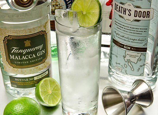 """Britain may be famous for its many <a href=""""http://liquor.com/spirit/gin/?utm_source=huffpo&utm_med=lnk&utm_campaign=lqrmyth"""""""