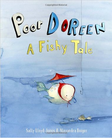 Doreen, an extremely rare Southern Belle Ample Roundy Fish, is going to visit her second cousin twice removed who just had 15