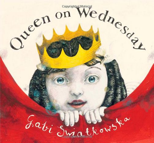 I have often said that things would be different if I were queen.  Apparently, Thelma agrees with me, because on Wednesday, w