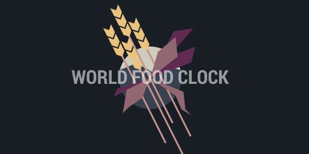 The World Consumes More Than 11 Million Pounds Of Food Every Minute Of Every Day (PHOTOS)
