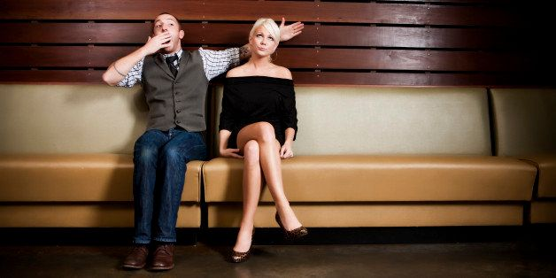 Dating a separated person