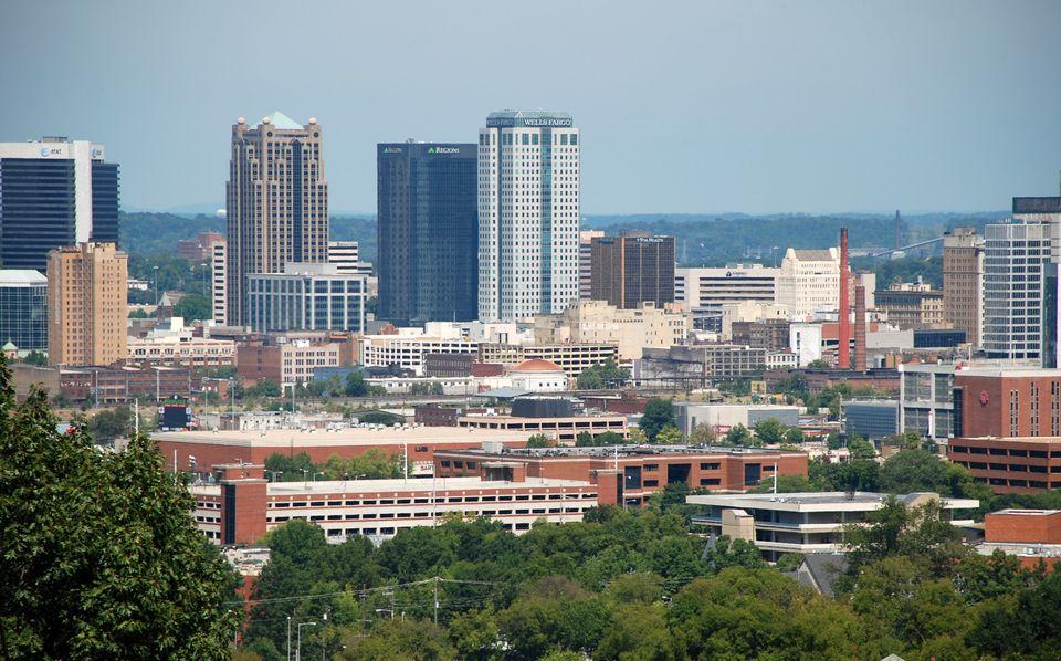 Birmingham Alabama