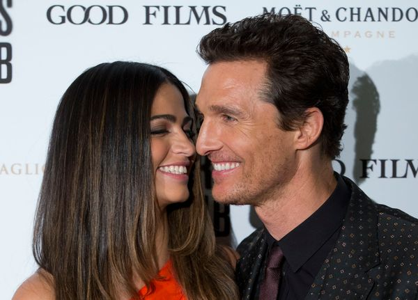 """When <a href=""""http://www.nydailynews.com/entertainment/gossip/matthew-mcconaughey-proposal-camila-alves-words-mouth-yes-artic"""