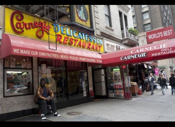 The family owned and operated Carnegie Deli has been a bonafide New York City landmark since 1937. All of their meat is smoke