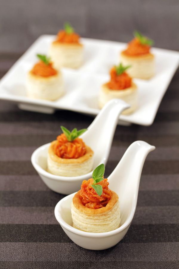 From amuse bouches to tantalize your taste buds before your appetizer, to palate cleansers before dessert, you may get a rang