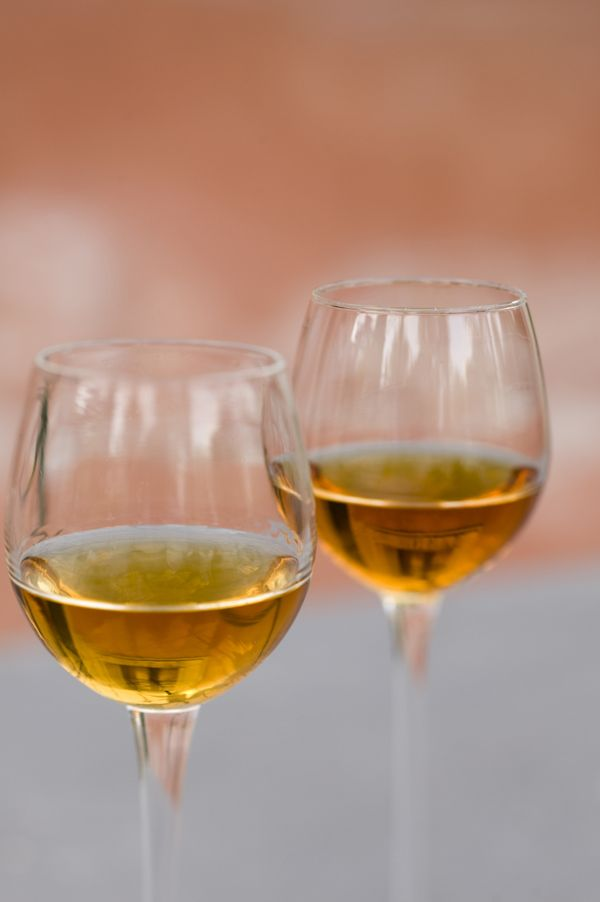 Including crazy tall dessert wine glasses with incredibly long stems.
