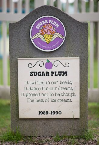 <strong>1) Sugar Plum:</strong> In the first three weeks it was on store shelves it sold ONE pint! And <strong>2) Mocha Walnu