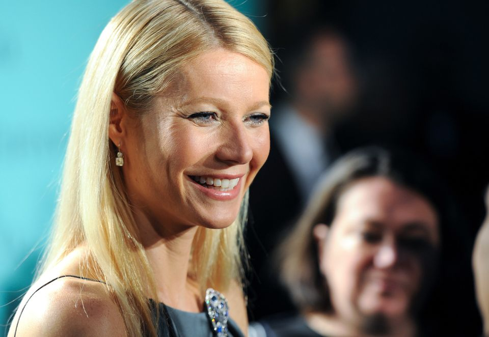 FILE - This April 18, 2013 file photo shows actress Gwyneth Paltrow at the Tiffany & Co. Blue Book Ball at Rockefeller Center
