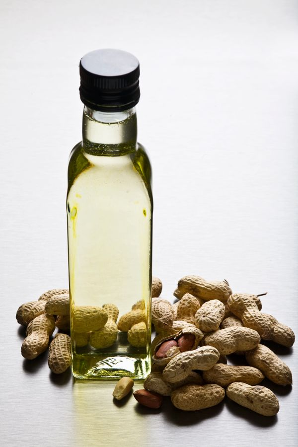 <strong>What it is:</strong> Peanut oil has a mild flavor and high smoke point, which makes it great for deep-frying and a ra