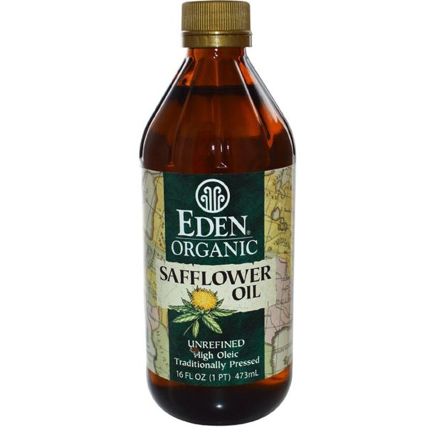 <strong>What it is:</strong> Safflower oil has a neutral flavor and the refined kind has a very high smoke point, which makes