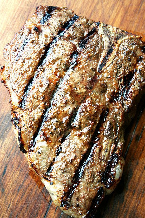 "<strong>Get the <a href=""http://www.alexandracooks.com/2012/05/16/dead-easy-steak-marinade/"" target=""_blank"">Dead Easy Steak"