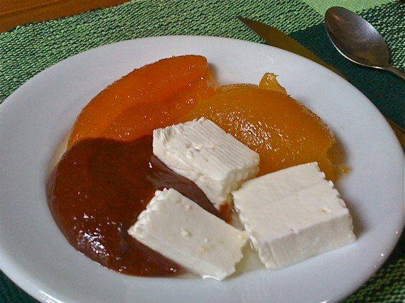 "<a href=""http://www.thelatinkitchen.com/article/taste-brazilian-cheeses"" target=""_hplink""><i>Queijo minas</i></a> is a beauti"