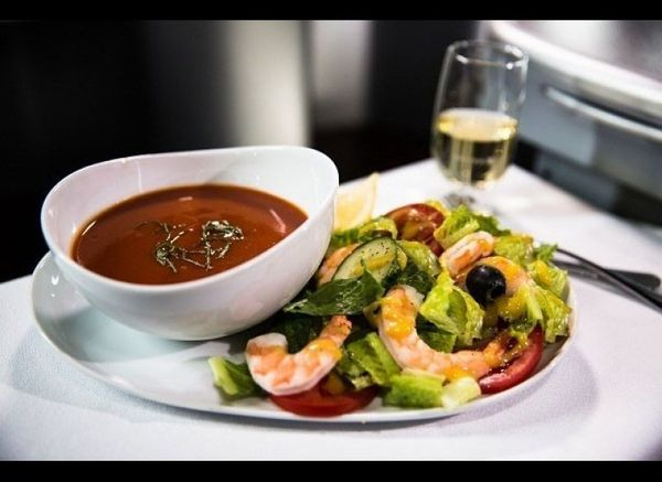 <strong>UNITED AIRLINES</strong>  United's new additions aren't only easy on the eye (and the palate) but also sensitive to