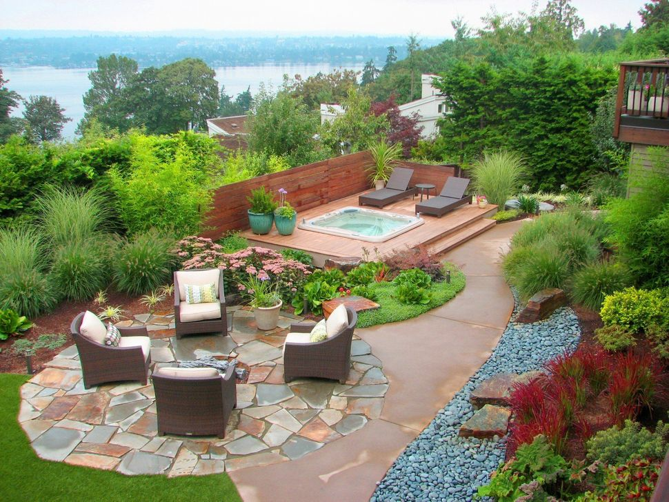 "<a href=""http://porch.com/projects/blanchete-daly-1?img=895759"" target=""_blank"">Pacific Northwest Garden</a> by Darwin Webb L"