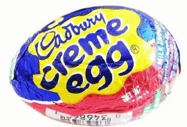 This classic Easter treat packs 6 grams of fat and 20 grams of sugar into one little egg. (Thanks, irresistible cream filling