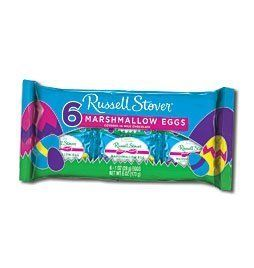 Remember finding these during Easter Egg hunts? Thanks to the light-'n'-fluffy 'mallow, each egg has just three grams of fat
