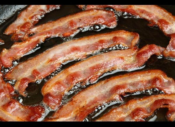 Cooking bacon in the toaster oven is easier than you might think. With a sheet of aluminum foil and a preheated oven, cooking