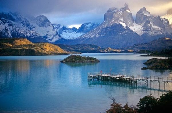 <strong>Where</strong>: Patagonia There are more sheep than people in the Magallanes Region of Chilean Patagonia—one of many