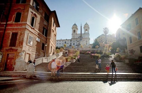 """<strong>Where</strong>: Italy Cities don't get more epic than <a href=""""http://www.fodors.com/world/europe/italy/rome/"""" target"""