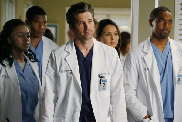 """""""'Grey's Anatomy.' I'd never watched it before. Watching ten seasons gave me something to do with my spare time. It was like"""