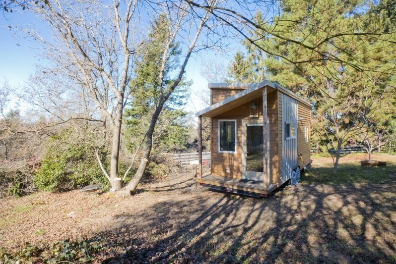 Miraculous This California Couples Tiny House Redefines What It Means Download Free Architecture Designs Xaembritishbridgeorg
