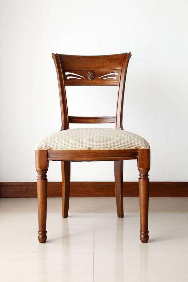 It's a minor annoyance we often overlook. But fixing a tottering chair now could prevent further damage and save you money fr
