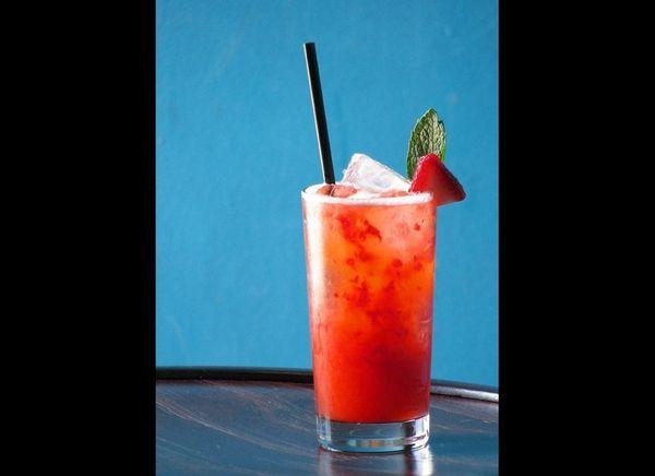 """<a href=""""https://imbibemagazine.com/Bourbon-Street-Recipe """" target=""""_hplink""""><strong>Bourbon St.</strong> </a> Bourbon, fresh"""