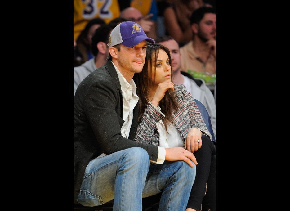 <strong>Mila Kunis</strong> Engaged: February 2014 Pregnancy announcement: March 2014 Married: TBD  After a highly-antic