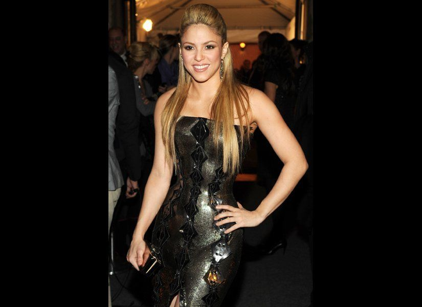 Shakira's confidence-is-sexy swagger is one of our favorite things about her. So it comes as no surprise that she is a huge p