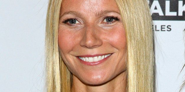 GLENDALE, CA - MARCH 11: Gwyneth Paltrow attends an Evening With Chelsea Handler at Alex Theatre on March 11, 2014 in Glendale, California. (Photo by JB Lacroix/WireImage)