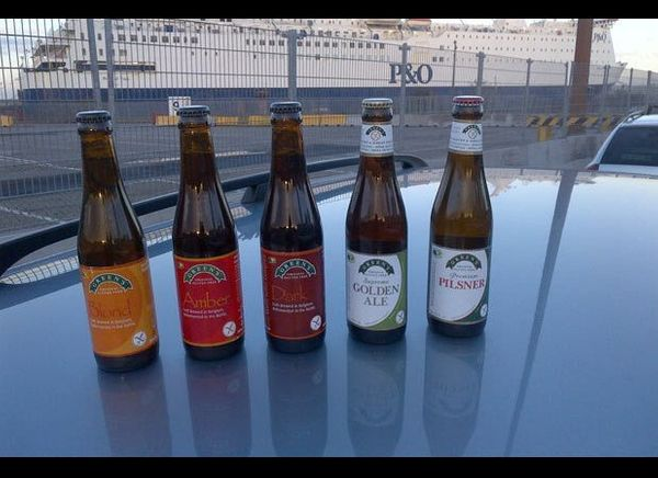 If anyone knows their beer, it's the folks in Belgium. Green's produces nine different  gluten-free beers that range from gol
