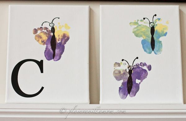 "<a href=""http://plainvanillamom.com/2012/05/mothers-day-gifts-butterfly-footprints-made-with-love-linky.html"" target=""_blank"""