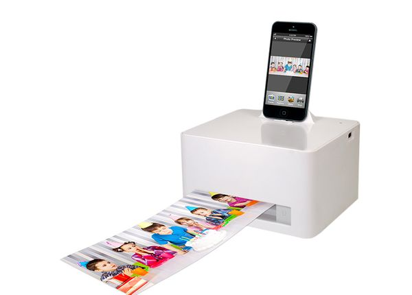 "Buy: <a href=""http://www.sharperimage.com/si/view/product/Smartphone-Photo-Cube-Printer/202346"" target=""_blank"">Sharper Image"