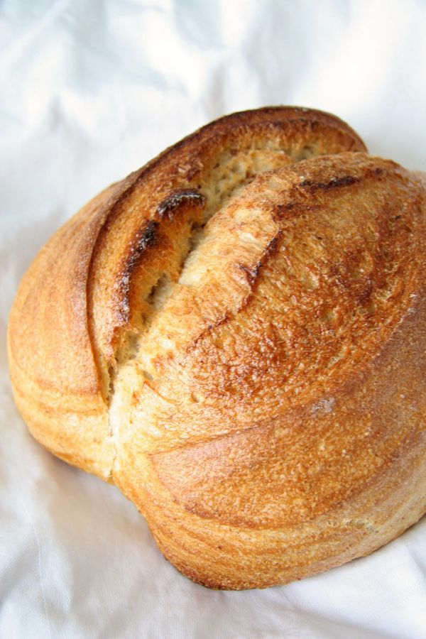 It's hard to worry about little annoyances when a beautiful loaf like this is in your hands (or at least right down the stree