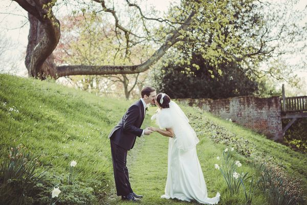 """Rebecca and Adam's wedding at Eltham Palace, London."""
