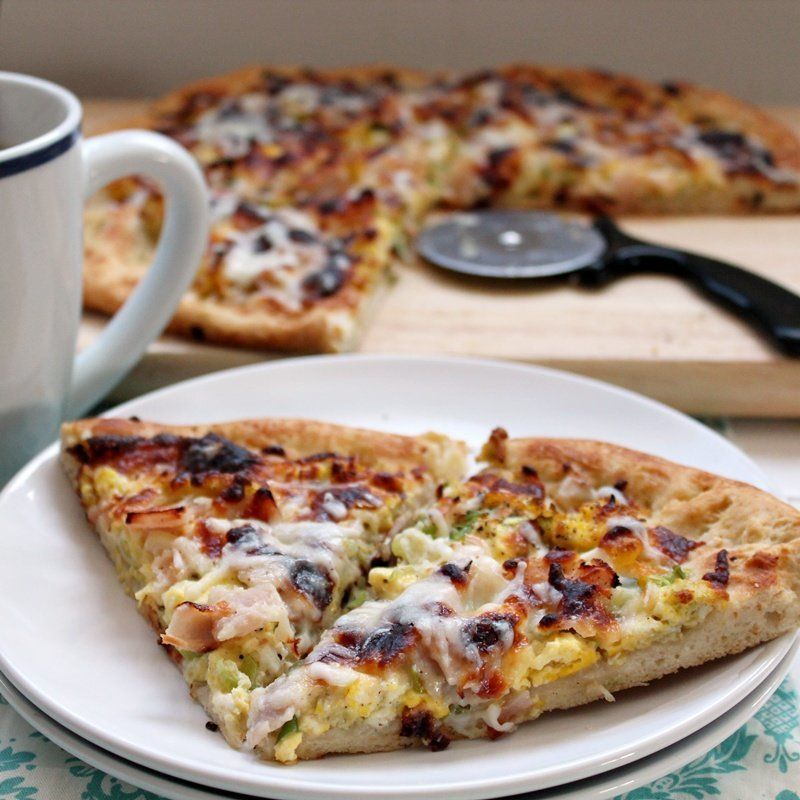 """<strong>Get the <a href=""""http://www.fullmeasureofhappiness.com/2011/07/09/breakfast-in-bed-pizza/"""">Scrambled Eggs Breakfast P"""