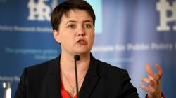Ruth Davidson Rules Out Tory Top Job For Sake Of Her Mental