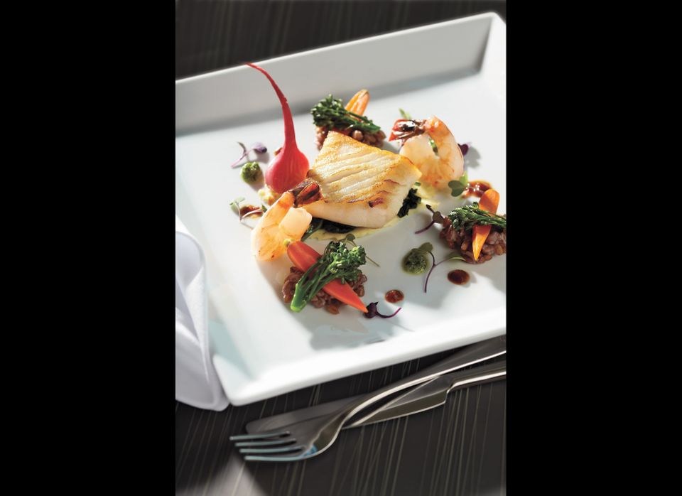 """<b>See More of the <a href=""""http://www.departures.com/slideshows/top-airport-restaurants/8"""">Top Airport Restaurants</a></b><b"""