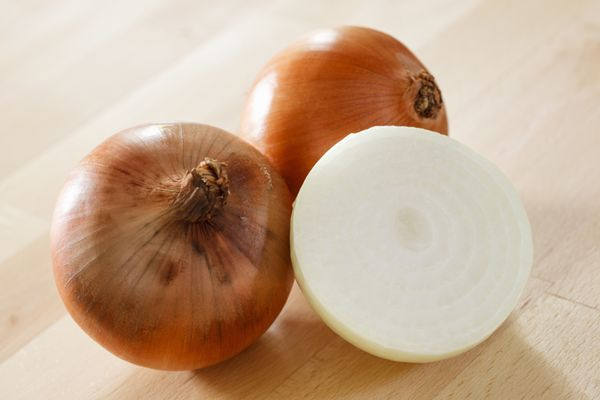 If you put onions in the fridge, the moisture will eventually turn them soft and moldy. Keep them in a cool, dry place. (You