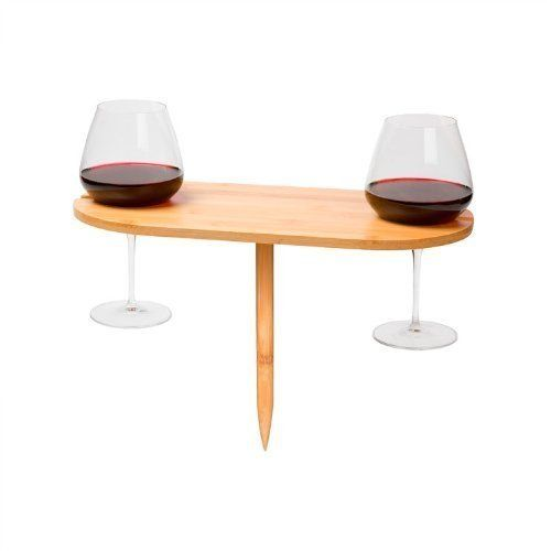 """The <a href=""""http://www.amazon.com/Trademark-Innovations-Outdoor-Picnic-Table/dp/B00GTRJGE4?tag=thehuffingtop-20"""" target=""""_bl"""