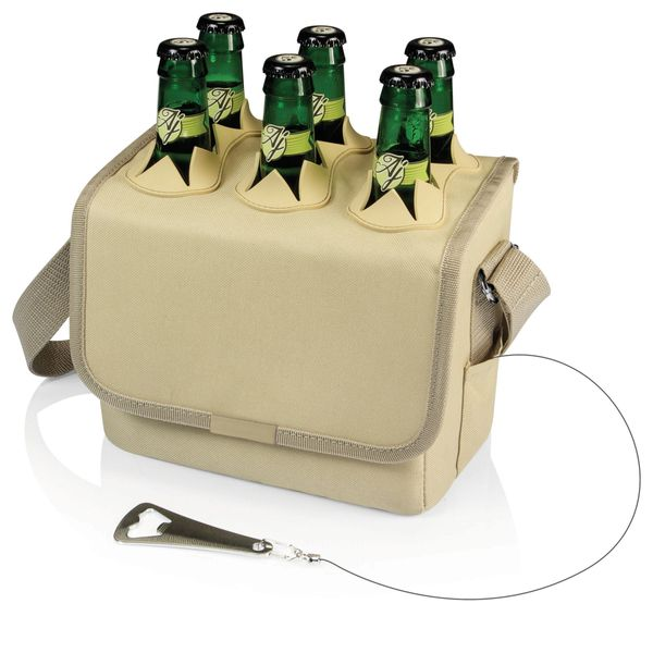 Bringing beer to a picnic can be a little tricky, so we often opt out, even though it's often the one beverage we really crav