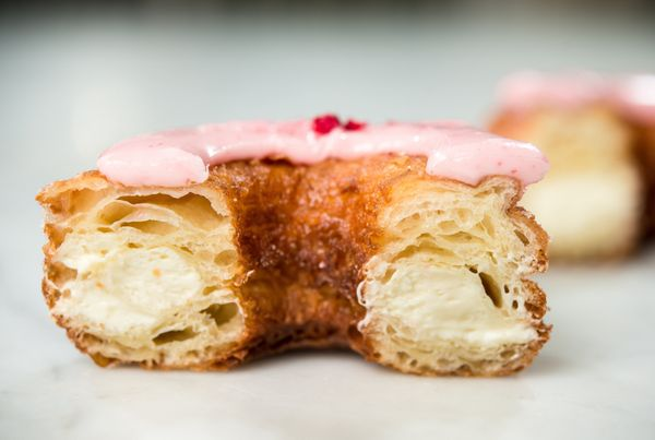 """If you've heard of the Cronut, you must have heard of the lines. They go from <a href=""""http://lovetaza.com/2013/06/cronut/"""" t"""