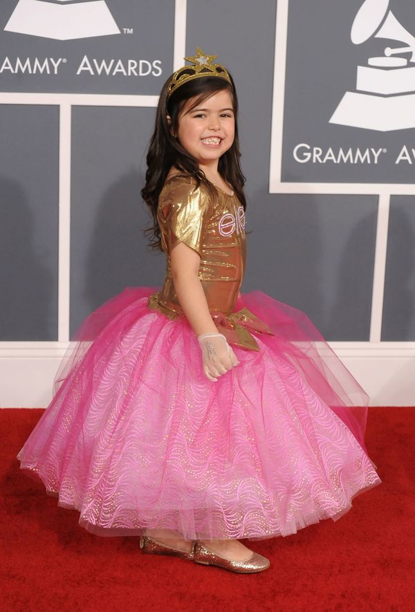 Pictured: Sophia Grace