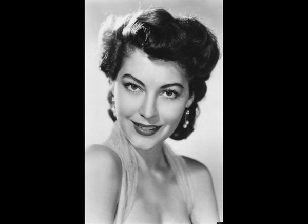 Pictured: Actress Ava Gardner (1922-1990)