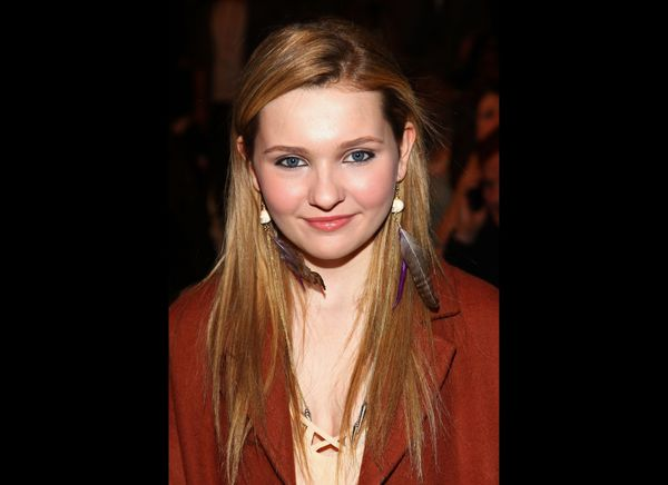 Pictured: Abigail Breslin
