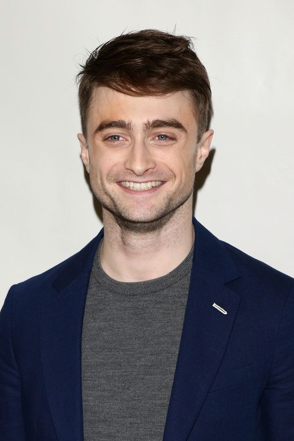Pictured: Actor Daniel Radcliffe
