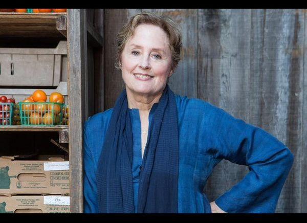 Aside from being an accomplished chef, restaurateur and author, Alice Water's became a mother to the world in addition to her