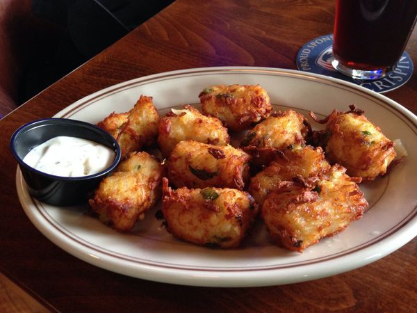Tater tots are living the potato's version of the American dream -- with just a couple of scraps they became something absolu